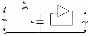 active low pass filter circuit design and applications With the basic series rc circuit is shown schematically below