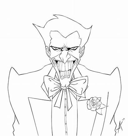 Joker Coloring Pages Drawing Lego Harley Suicide