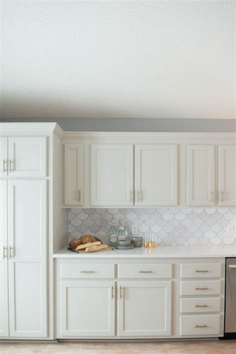 tile  moroccan fish scale backsplash