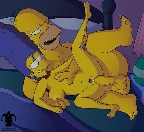 Marge Simpson Cartoon Porn Rule 34 Porn Arts