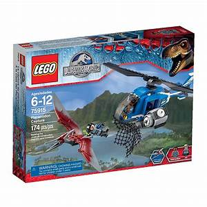 Les sets LEGO Jurassic World sont disponibles sur le Shop