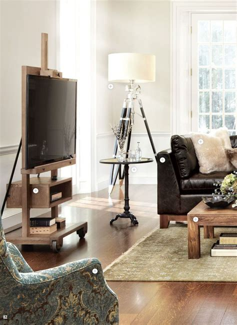easel tv stands flat screens woodworking projects plans