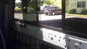 Tacoma Access Cab Power Sliding Rear Glass