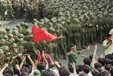 China Wants Us To Forget Tiananmen, It Is Important That