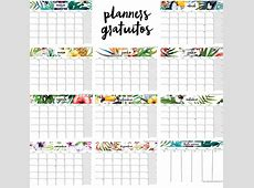 download planner semanal Archives Coisas De Diva