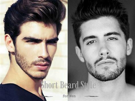 Short Beard Type That Make Mature Charm Surge