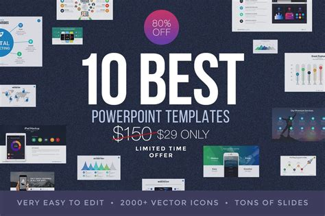 The Best Powerpoint Presentations Templates by 20 Best New Powerpoint Templates Of 2016 Design Shack