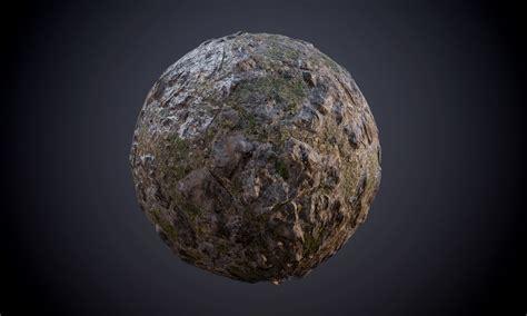 3D Ground Rock Stones Seamless PBR Texture | CGTrader