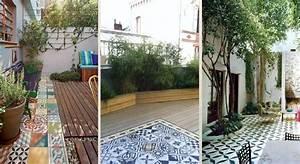 Terrasse 10 facons dadopter les carreaux de ciment for Carreaux terrasse