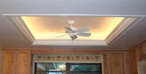 tray ceiling lighting ceiling lighting kitchen tray ceiling lighting ideas