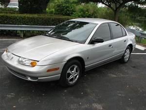 Purchase Used 2002 Saturn Sl Base Sedan 4
