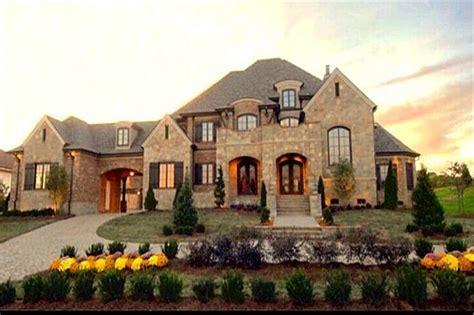 4 bedroom luxury european manor plan 134 1027 6634 sq ft
