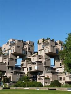 Project: Habitat 67 Location: Montréal, Canada Architect ...