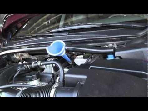 volvo   transmission fluid filtergasket change