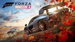 Forza Horizon 4 Sees Two Million Players In Its First Week