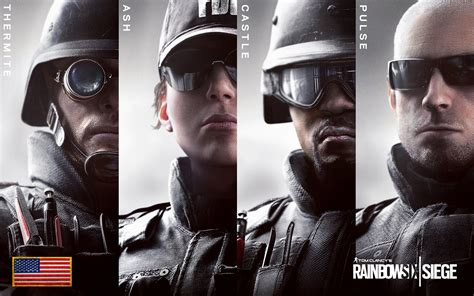 Rainbow Six Siege Us Hd Wallpaper Background Image