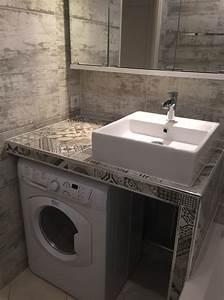 toute petite salle de bain 3 ma petite salle deau est With toute petite salle de bain