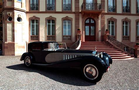 Bugatti Bringing The 1932 Bugatti Type 41 Royale To