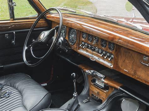 1966 Jaguar S-type 4 Door Sedan