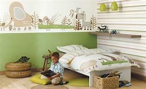 Kinderzimmer Ideen Junge : kinderzimmer tapete ~ Frokenaadalensverden.com Haus und Dekorationen