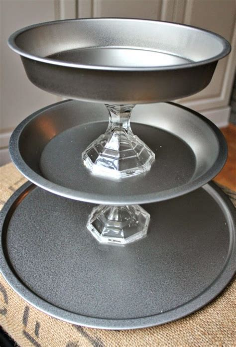 elegant diy tiered cake stand ideas for the holidays
