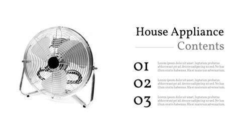 house appliance theme  templates