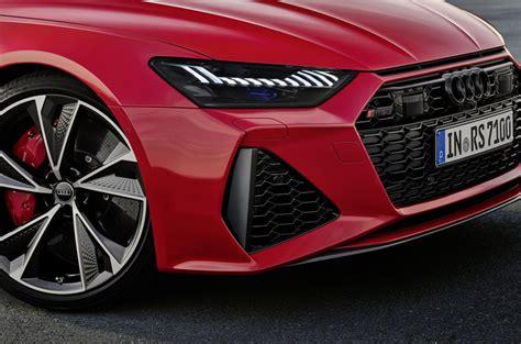audi rs receives redesign  bhp  autocar