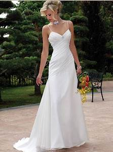 Updatefashion simple beautiful wedding dresses for Simple but beautiful wedding dresses