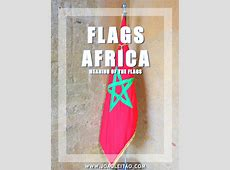 Flags of Africa, Meaning of the African country flags