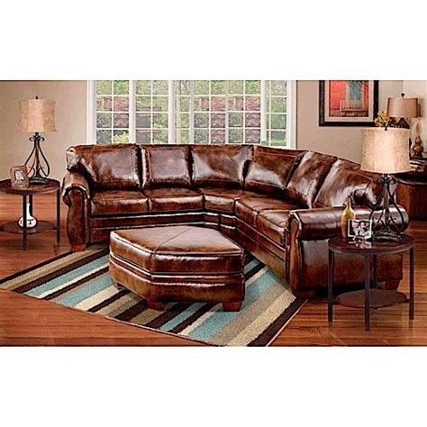 Aarons Living Room Furniture by Living Rooms Leather Sectionals And Bonded Leather On