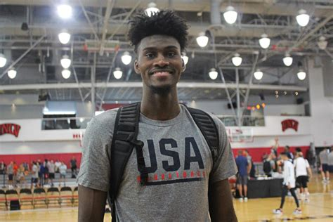 Jonathan Isaac is Honored to Participate in Team USA ...