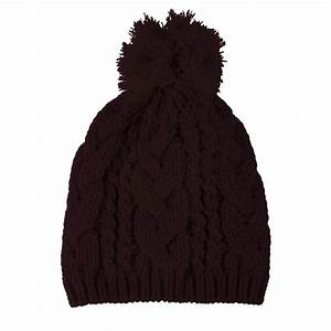 New Fashion Winter Warm Women Men Knit Ski Beanie Ball ...