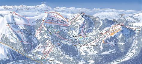 plan des pistes de morzine guide des stations ski flv fr