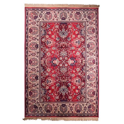 zuiver chaise tapis persan bid style par drawer