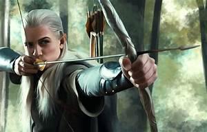 Wallpaper Elf, The Lord of the Rings, The hobbit, Legolas ...