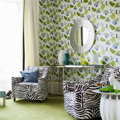 lime green wallpaper for kitchens wallpaper designs ideal home 9037