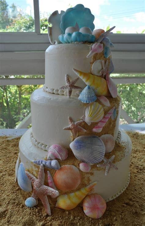 Beach Theme  Cake & Cupcake Decorating Pinterest