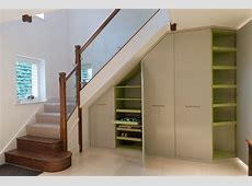 beautiful storage ideas for under the stairs closet