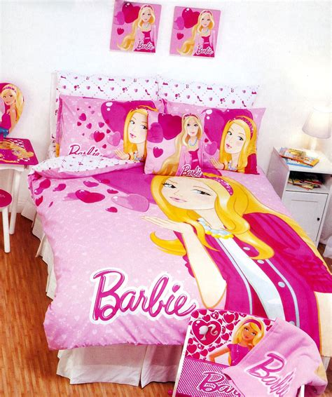 Barbie Bedding For Girls  Kids Bedding Dreams
