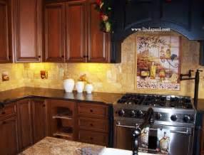 kitchen glass backsplashes tuscan backsplash tile murals tuscany design kitchen tiles