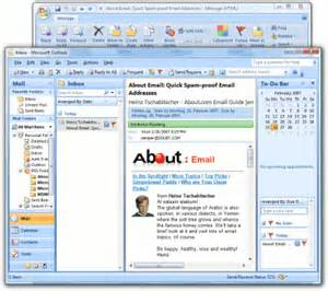Microsoft Office Outlook 2007 Email