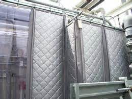 Noise Dampening Curtains Industrial by Acoustic Curtains Acoustic Curtains Manufacturers Sound