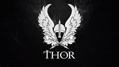 Thor Wallpapers Norse Desktop Mjolnir Hammer Px