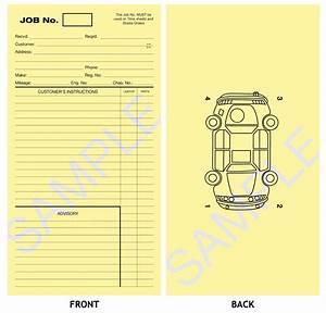 mechanic job card template business plan template With mechanic job card template