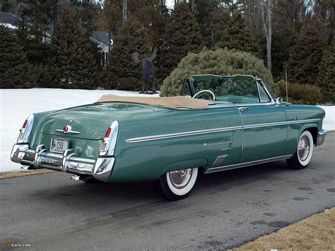 Images of Mercury Monterey Convertible 1953 (1280x960)