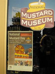 No Ketchup Allowed on National Mustard Day-only in ...