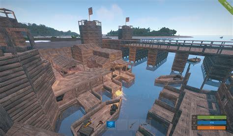 Big Boat In Rust by Rust Community Update 27