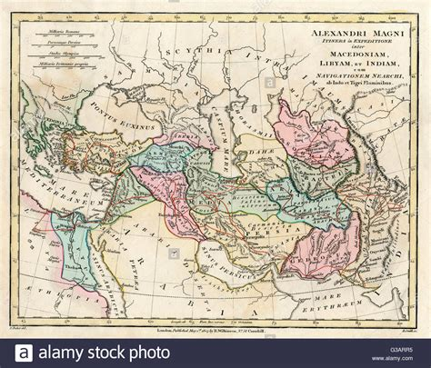 map   empire  king alexander  great alexander