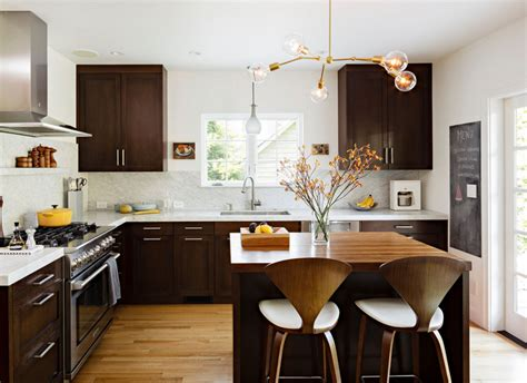 30 Classy Projects With Dark Kitchen Cabinets  Home. Best Deals For Kitchen Appliances. Tile That Looks Like Wood In Kitchen. Pendulum Lights For Kitchen. How To Install A Tile Backsplash In Kitchen. Zebra Kitchen Appliances. Most Used Kitchen Appliances. Country Lighting For Kitchen. Kitchen Pendant Lights Over Island