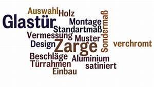 Glastür Mit Zarge : ma e und design bestimmen den einbau einer glast r mit zarge ~ Orissabook.com Haus und Dekorationen